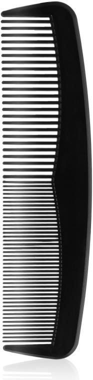 Гребень для волос 1192, черный - Top Choice