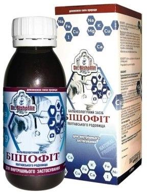 Бишофит для внутреннего приема - Dr.Bishoffit