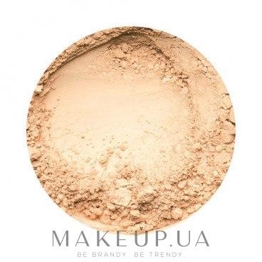 Матирующая пудра для лица - Annabelle Minerals Powder — фото Beige Dark