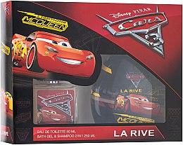 Духи, Парфюмерия, косметика La Rive Cars - Детский подарочный набор (edt/50ml + s/g/250ml)