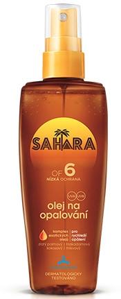 Масло-спрей для загара SPF 6 - Astrid Sahara Suncare Spray Oil SPF 6 — фото N1