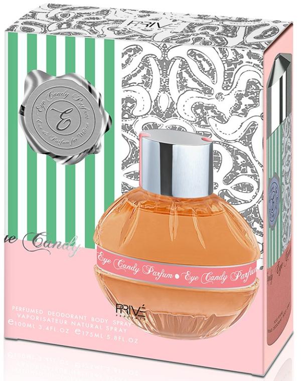 Prive Parfums Eye Candy - Набор (edp 100ml + deo 175 ml)
