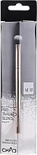 Духи, Парфюмерия, косметика Кисть для нанесения теней, 206 - Auri Chad Pro Tapered Blend Brush