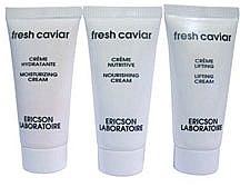Духи, Парфюмерия, косметика Мини-набор с концентратом икры - Ericson Laboratoire Fresh Caviar Mini-Kit (cr/10ml x3)