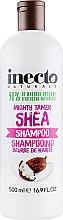 Духи, Парфюмерия, косметика Шампунь для непослушных волос с маслом ши - Inecto Naturals Shea Shampoo