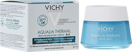 Крем увлажняющий насыщенный для сухой и очень сухой кожи - Vichy Aqualia Thermal Rich Cream