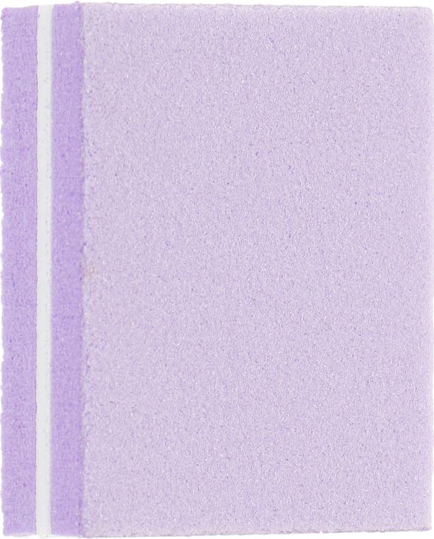 """Бафик """"Мини"""" 240/180 грит , фиолетовый - Tufi Profi"""