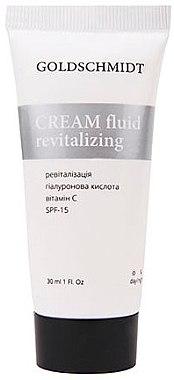 Ревитализирующий крем-флюид для лица - Goldschmidt Cream Fluid Revitalizing