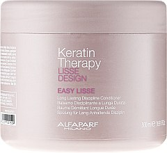 Духи, Парфюмерия, косметика Кондиционер для волос - Alfaparf Lisse Design Keratin Therapy Easy Lisse