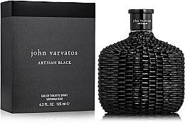 Духи, Парфюмерия, косметика John Varvatos Artisan Black - Туалетная вода