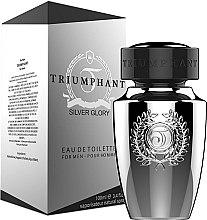 Духи, Парфюмерия, косметика Nu Parfums Triumphant Silver Glory - Туалетная вода