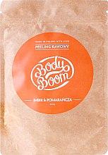 Духи, Парфюмерия, косметика Кофейный скраб, апельсин и имбирь - BodyBoom Coffee Scrub