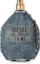Духи, Парфюмерия, косметика Diesel Fuel For Life Denim Collection Homme - Туалетная вода (тестер без крышечки)
