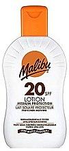 Духи, Парфюмерия, косметика Солнцезащитный лосьон SPF 20 - Malibu Lotion Medium Protection