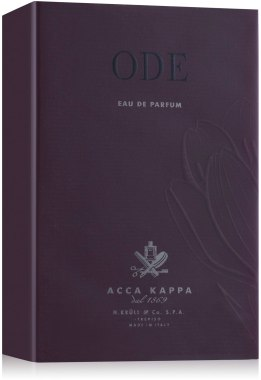 Духи, Парфюмерия, косметика Acca Kappa Ode - Парфюмированная вода