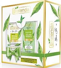 Духи, Парфюмерия, косметика Набор - Bielenda Green Tea (cr/50ml + hydrolate/200ml)