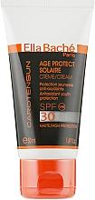 Духи, Парфюмерия, косметика Солнцезащитный крем SPF30 - Ella Bache Sun Age Protect Cream SPF30