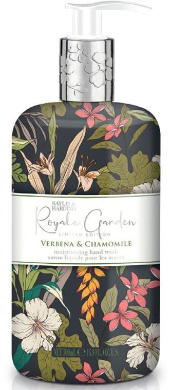 Жидкое мыло для рук - Baylis & Harding Royale Garden Verbena & Chamomile Hand Wash