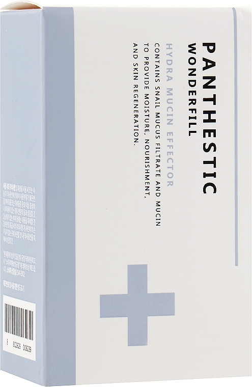 Сыворотка увлажняющая для лица - Panthestic Wonderfill Hydra Mucin Effector