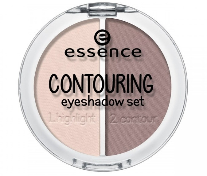 Тени для век - Essence Contouring Eyeshadow
