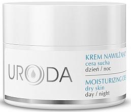 Духи, Парфюмерия, косметика Крем увлажняющий для сухой кожи - Uroda Moisturizing Face Cream For Dry Skin