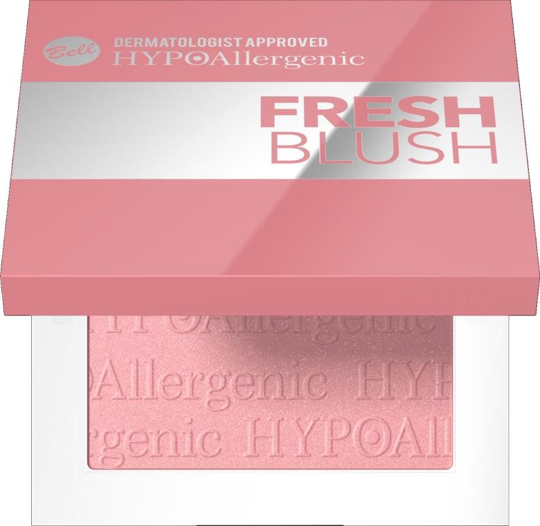Румяна - Bell HYPOAllergenic Fresh Blush