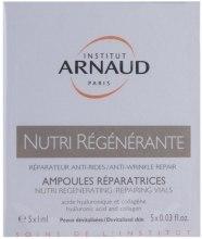 Духи, Парфюмерия, косметика Ампулы для лица восстанавливающие - Arnaud Ampoules Reparatrices