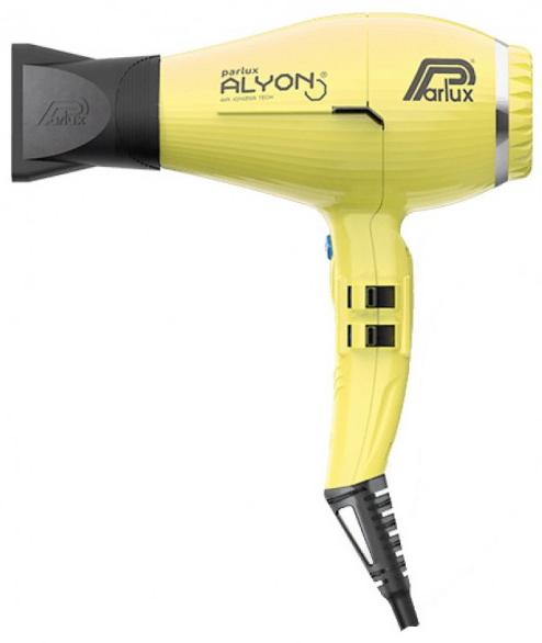 Фен для волос, желтый - Parlux Alyon 2250 W