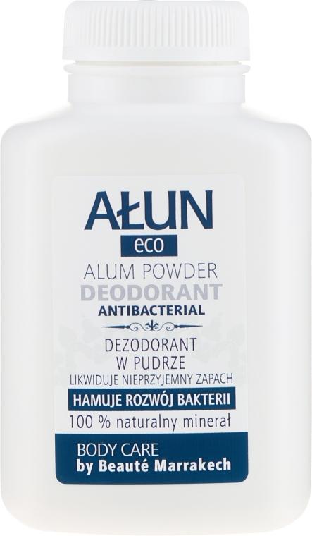 Натуральный антиперспирант в порошке Квасцы 100% - Beaute Marrakech Argan Black Liquid Soap