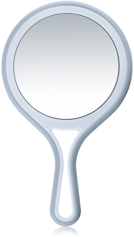 Двухстороннее зеркало с ручкой, d 12,5 см - Titania