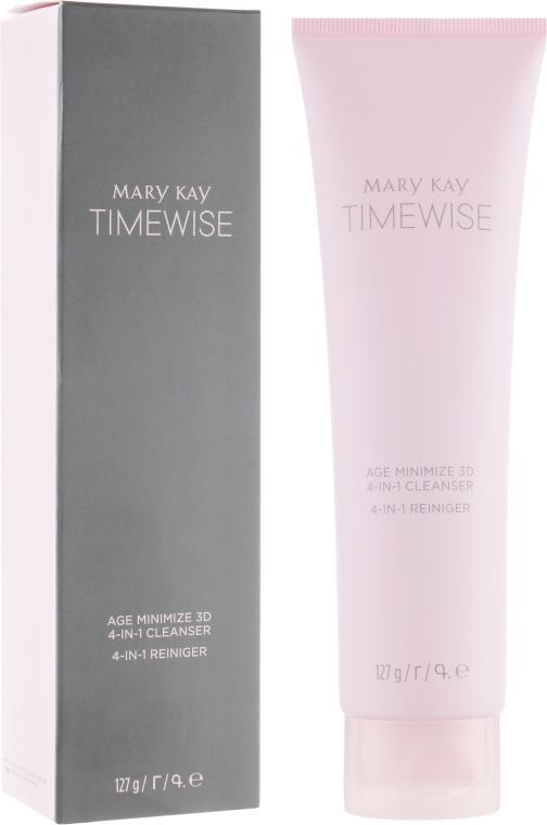 Очищающее средство для жирной кожи 4 в 1 - Mary Kay TimeWise Age Minimize 3D