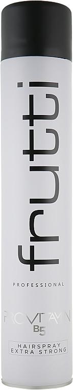 Лак для волос очень сильной фиксации - Maxx Frutti di Bosco Hairspray Extra Strong