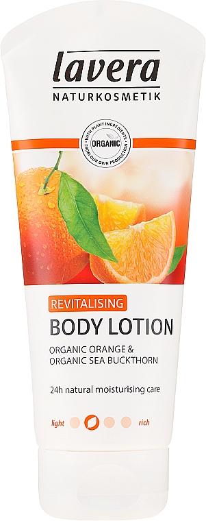"""Лосьон для тела """"Апельсин и облепиха"""" - Lavera Organic Orange & Organic Sea Buckthorn Body Lotion"""