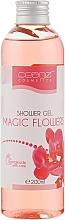 "Духи, Парфюмерия, косметика Гель для душа ""Магия цветов Miracle So Magik"" - Ceano Cosmetics Shower Gel Magic Flowers"
