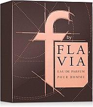 Духи, Парфюмерия, косметика Flavia F by Flavia Brown Pour Homme - Парфюмированная вода