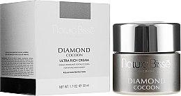 Духи, Парфюмерия, косметика Увлажняющий крем для лица - Natura Bisse Diamond Cocoon Ultra Rich Cream
