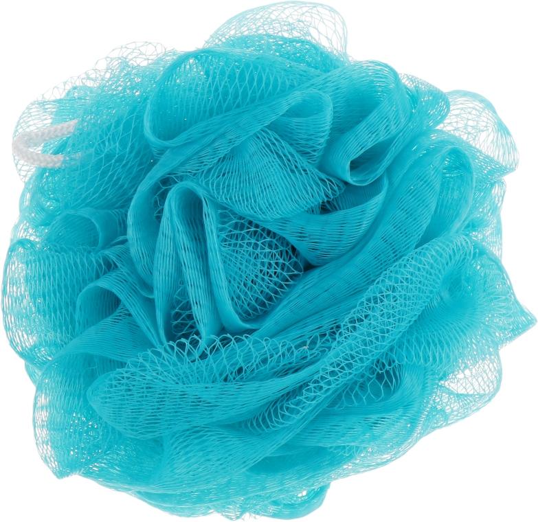 """Мочалка для тела """"Milena"""", голубая - Ocean"""