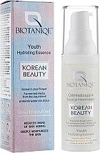 Духи, Парфюмерия, косметика Увлажняющая эссенция для лица - Maurisse Biotaniqe Korean Youth Hydrating Essence