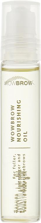 Питательное масло для бровей - WowBrow Nourishing Oil