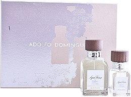 Духи, Парфюмерия, косметика Adolfo Dominguez Agua Fresca - Набор (edt/120ml + edt/30ml)
