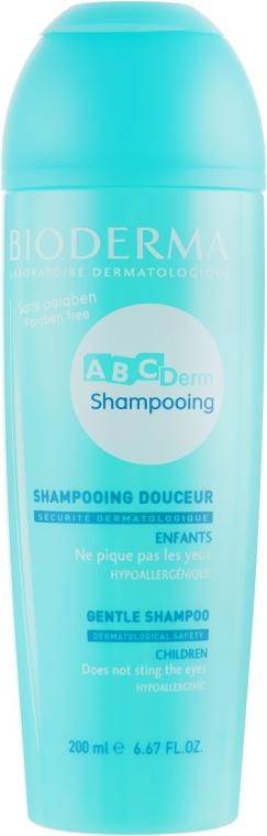 Шампунь для детей - Bioderma ABCDerm Gentle Shampoo