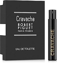Духи, Парфюмерия, косметика Robert Piguet Cravache Men - Туалетная вода (пробник)