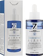 Духи, Парфюмерия, косметика Сыворотка с 4 видами гиалуроновой кислоты - May Islans 7 Days Secret 4D Hyaluronic Serum