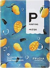 Духи, Парфюмерия, косметика Тканевая маска для лица с манго - Frudia My Orchard Squeeze Mask Mango