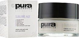 Духи, Парфюмерия, косметика Антивозрастной крем для лица - Pura Kosmetica Skincare Sublime Age