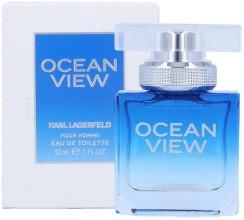 Духи, Парфюмерия, косметика Karl Lagerfeld Ocean View For Men - Туалетная вода
