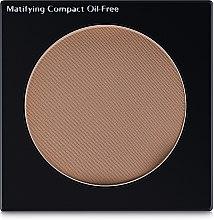 Духи, Парфюмерия, косметика Пудра компактная матирующая - Shiseido Pureness Matifying Compact SPF 15 (тестер в коробке)