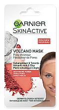 Духи, Парфюмерия, косметика Распаривающая маска для лица - Garnier SkinActive Volcano Mask