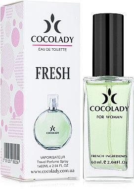 CocoLady Fresh - Туалетная вода