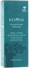 Освежающий тоник для лица - Beyond The Tree For Men Fresh Toner — фото N2
